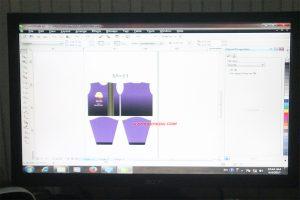 Design kaos sepeda