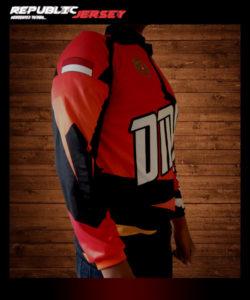 Model jersey sepeda mtb Desain Jersey Sepeda Printing