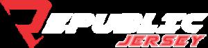 Logo RJ Panjang Hitam Putih