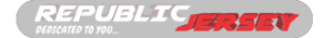 logo republic jersey sepeda, marathon, mancing, bola, basket, motocross, futsal, esport custom printing murah bagus jakarta bandung